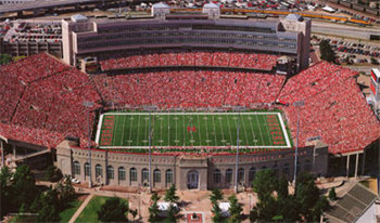 """50 College Stadiums, Campuses and Shrin…"