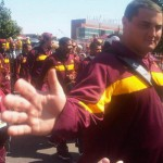 GOPHER VICTORY WALK