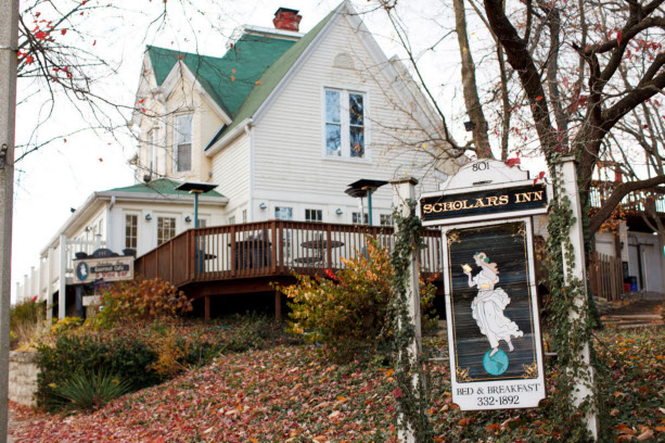 Scholars Inn Bed And Breakfast Bloomington Bed And Breakfast