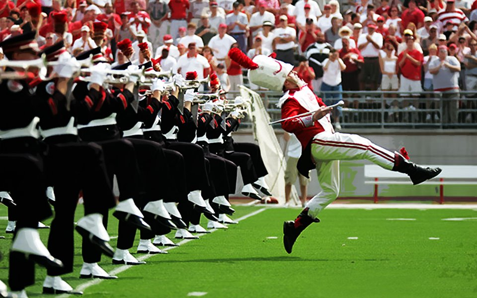 "The Road to Becoming OSUMB's ""Man Out Fr…"