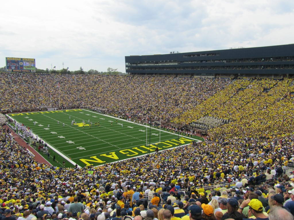 Michigan Stadium: A Piece of History