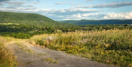 Hiking Mount Nittany