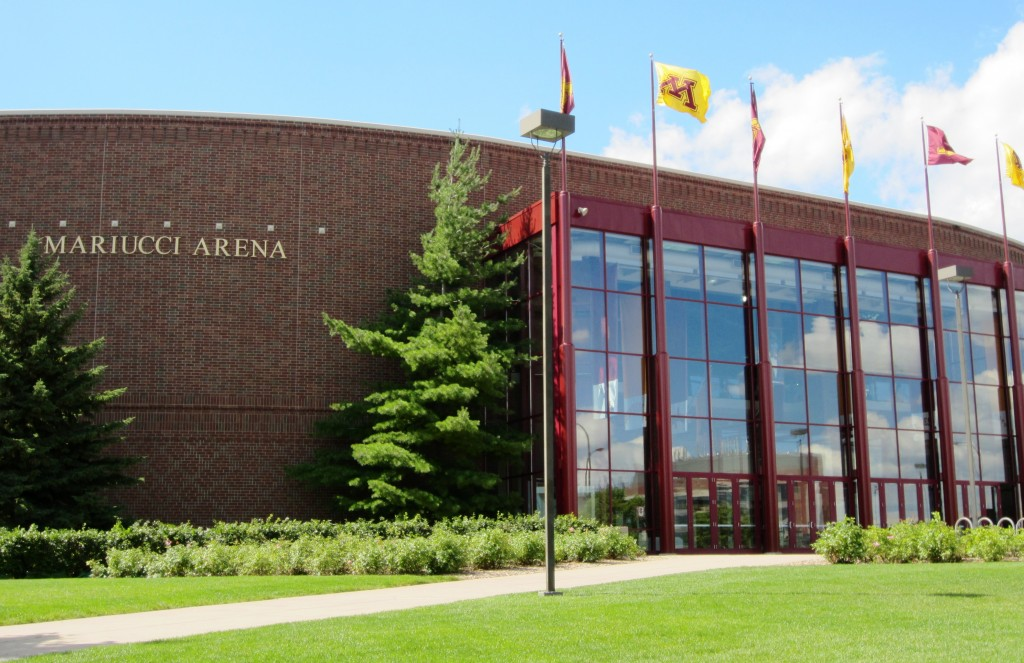 UMN Sports gets Modern Renovations