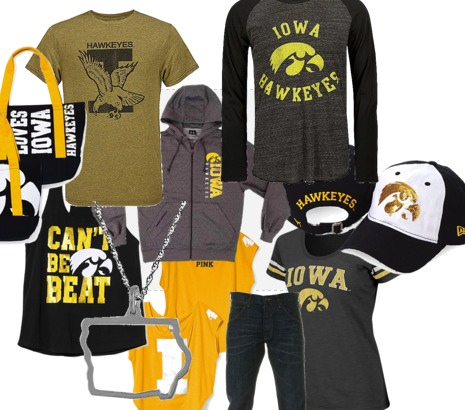 Hawkeye Game Day Fashion