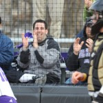 NU Athletics Gives Back to Big Fan