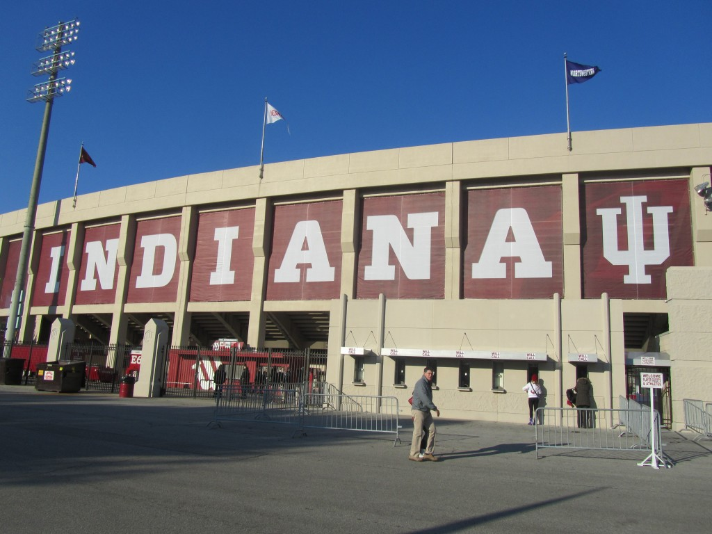 Ode to Indiana University