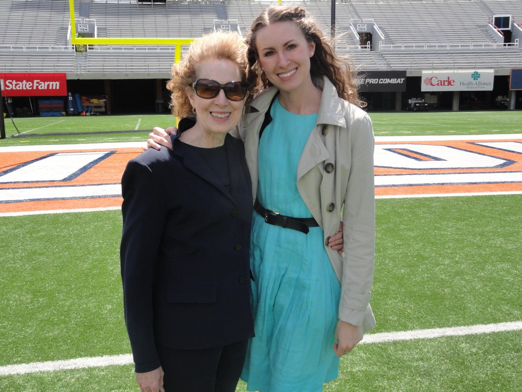 Mom's Weekend at University of Illinois