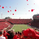 RELEASING RED BALLOONS