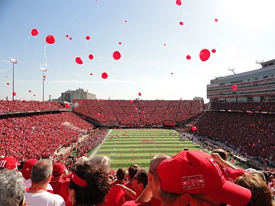 Husker Tradition Deflated for 2012