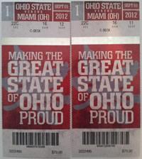 OSU vs Miami(OH) Tickets