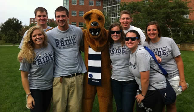 PSU PRIDE Teaches Respectable Fandom