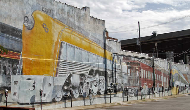 Murals Surround the Short North