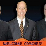 Illini Welcome the 'Big Three' New Coaches