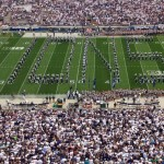 Marching Bands in the Big Ten