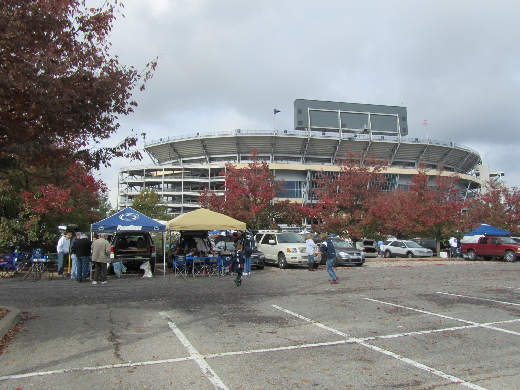 Tailgating at Penn State