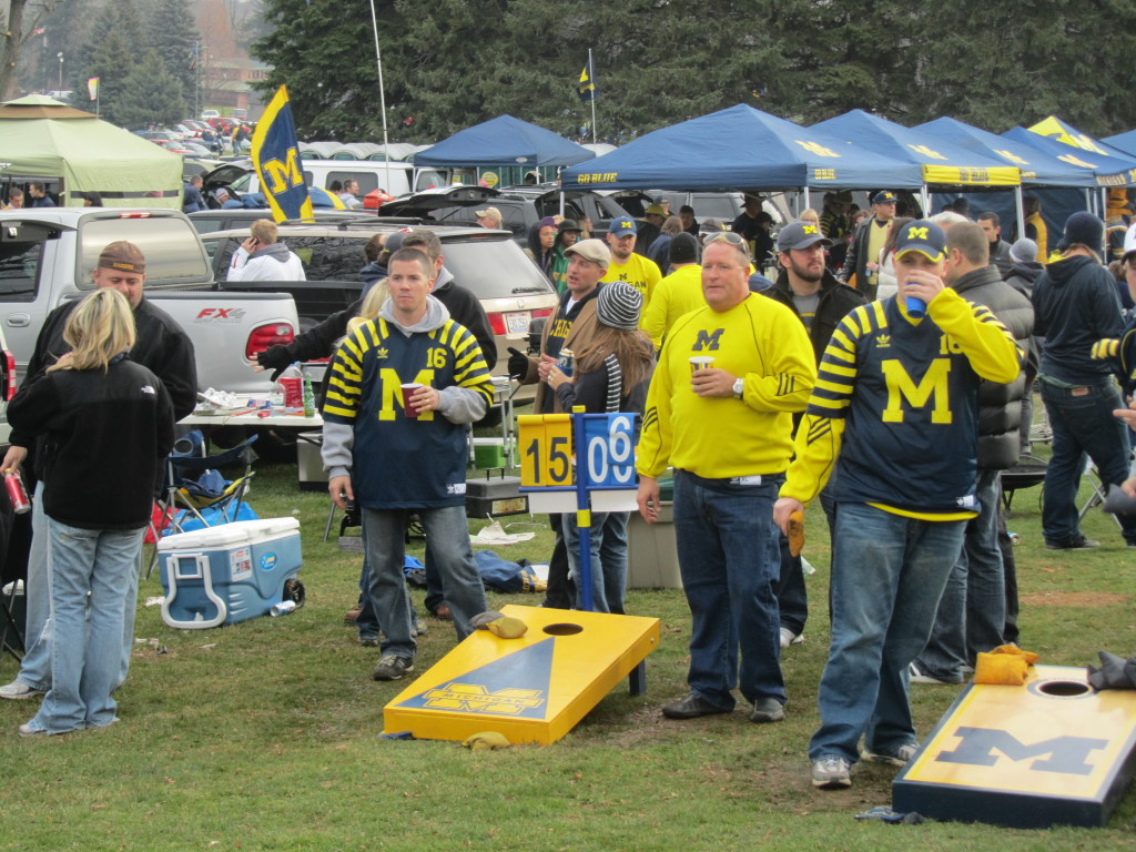 Tailgating More Than Just a Party (but w&hellip;