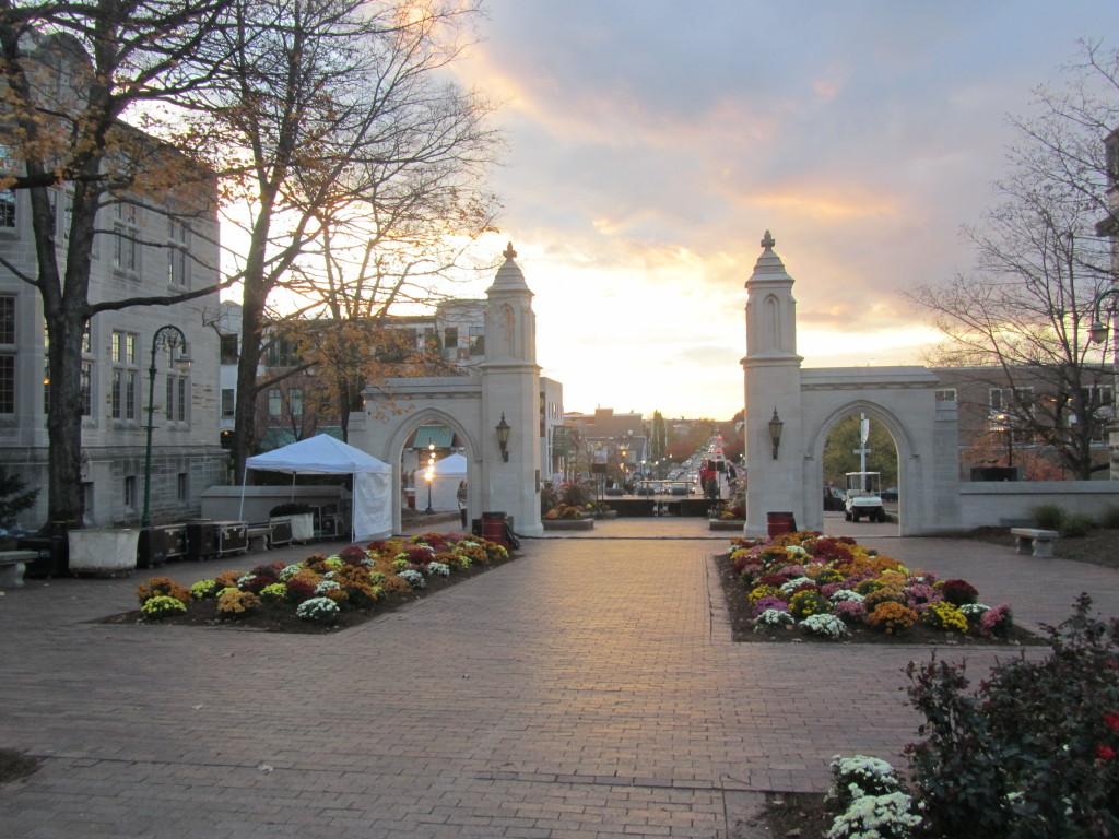 IU Campus Ranks High in World Sustainabi…